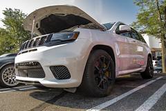 Jeep DSC_9043 (ikerekes81) Tags: jeep mopar car carsandcaffeemd carsandcoffee md maryland motorvehicle vehicle white whitecar cornerbakery outdoor outside nikon nikond500 d500 18105mm istvankerekes istvan ik kerekes streetphotography
