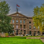 Brockville Ontario Canada - Brockville Court House - Heritage Building thumbnail