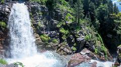 Lararri falls II (www.eiderphoto.com) Tags: lalarri falls pineta valley pirineos aragon huesca pyrenees ilce7 sonya7 om2428 pano vertical olympus forest