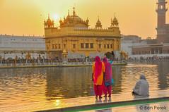 DSC_0833 (Ben Perek Photography) Tags: india punjab amritsar asia hindu sikh golden temple incredible beauty sunset sunrise sun gold piligrimage