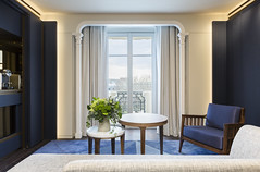 Hotel Lutetia Rive gauche Paris rooms and suites