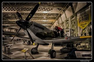 London Hendon_RAF museum_ Supermarine Spitfire LF Mk.XVIe_GB