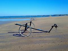 La plage du Fort-Bloqué à Ploemeur (Bretagne, Morbihan, France) (bobroy20) Tags: guidel guidelplage ploemeur fortbloqué bretagne lorient france europe morbihan plage