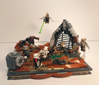 Sterilization of Geonosis Vignette