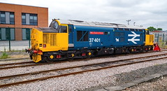 DRS - 37401 (dgh2222) Tags: class 374 37401 diesel locomotive york uk railways