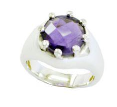Amethyst #Ring #Purp (riyogems) Tags: amethyst ring purp riyo gems