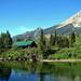 Cabin on Jenny Lake, Grand Teton NP 2011