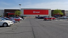 Target in Germantown, Maryland (SchuminWeb) Tags: schuminweb ben schumin web may 2018 montgomery county maryland md germantown target department discount store stores retail retailer retailers retailing shopping box big bigbox boxstore red brown tan beige remodel recent remodeled renovation renovated remodeling former greatland