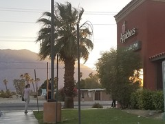 June 17, 2018 (4) (gaymay) Tags: california desert gay love palmsprings riversidecounty coachellavalley sonorandesert applebees restaurant cathedralcity