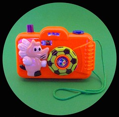 On the green (toycamera gallery) Tags: smileonsaturday footballfever toy toycamera football crazytuesdaytheme 7dwf