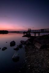 DSCF7400 (lukmanism) Tags: fujifilm xt20 samyang12mmf2 samyang älmhult sweden sunset landscape lake