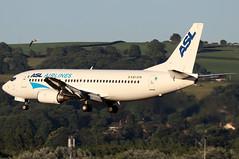 EI-STA_12 (GH@BHD) Tags: eista boeing 737 737300 b737 b733 733 asl aslairlinesireland aslairlines bhd egac belfastcityairport airliner aircraft aviation