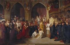 The Institution of the Order of the Garter Signed and dated 1787 (ObeRosa Mirabiliae) Tags: an