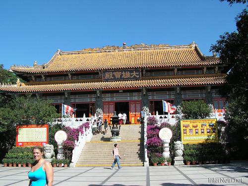 Великий Будда Гонконг Hongkong InterNetri 0331