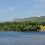Le Loch Lomond près de Balloch, Dunbartonshire, Ecosse, Royaume-Uni. thumbnail