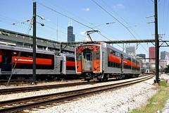 RTA Highliner 1531 (Chuck Zeiler) Tags: rta highliner 1531 railroad transit chicago train chuckzeiler chz