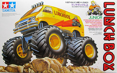 Tamiya wild mini 4wd series no3 (scobot) Tags: tamiya 4wd modelkit vehicle monstertruck