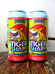 Tiger Shark Citra Pale Ale (knightbefore_99) Tags: drink tasty booze great nice best tiger shark citra pale ale hops cerveza victoria bc phillips craft pivo can awesome