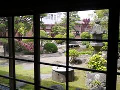 The garden (しまむー) Tags: panasonic lumix gx1 g 20mm f17 asph natural train tsugaru free pass 津軽フリーパス 斜陽館