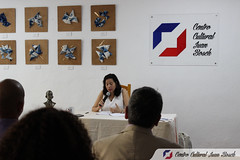 "3er Aniversario del Centro Cultural Juan Bosch • <a style=""font-size:0.8em;"" href=""http://www.flickr.com/photos/136092263@N07/43076407142/"" target=""_blank"">View on Flickr</a>"