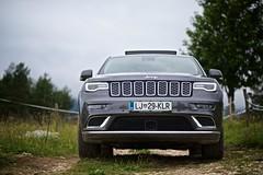 2018 07 - Jeep grand cherokee - TEST Avtomobilnost TV Slovenija - foto Miha Merljak (miha.merljak) Tags: slovenija si