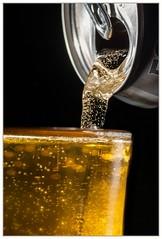 Refreshments; Shandy (EddieAC) Tags: macromondays refreshments shandy lemonade beer fosters