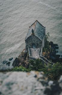 Chapel at the sea