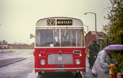 Eastern Counties RLE875 (YAH875J) Cattawade 1979_2 (BristolRE2007) Tags: bristolre easterncoachworks ecw easterncounties nbc nationalbuscompany