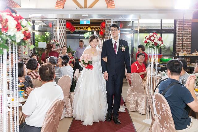 台南婚攝 大成庭園餐廳 紅樓 (66)