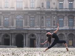 (dimitryroulland) Tags: nikon d600 85mm 18 dimitryroulland dance dancer yoga yogi pointe ballet ballerina france paris louvre courcarrée natural light