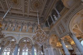 Pavilion Hall-Small Hermitage-St. Petersburg