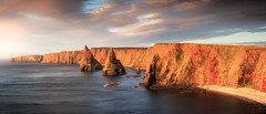 Worth the Wait (Augmented Reality Images (Getty Contributor)) Tags: johnogroats nisifilters benro canon cliffs clouds duncansbystacks landscape longexposure morning nature panorama rocks scotland seastacks seascape summer sunrise water waves