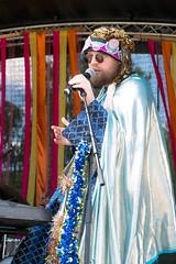 Kongsberg Jazzfestival 2018 - Dag 3 - Barnivalen - Dr.Kay og hans intergalaktiske toneforskere - Tor Magnus Anfinsen - TemaFoto-2 (Kongsbergjazz) Tags: barnivalen dr kay og hans intergalaktiske toneforskere kongsberg jazzfestival norge norway