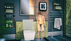 Shit, is that mine? (Kush Klokanica) Tags: twosided mesh fashion teaser panties femboy femboi vtech flatchest avatar portrait sl secondlife blog decor bathroom toilet picture boy cute