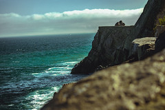 Cliff (_sl.vision) Tags: cliff socal california malibu pacificcoasthighway ocean pacific pacificocean clouds scenic landscape
