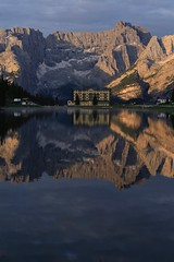 Misurina Morning (K M V) Tags: soluppgång sorapis alba sunrise misurina sorapiss morning morninglight lake mountains dolomites reflection sonnenaufgang see berge dolomiten morgen morgenstimmung auringonnousu auringonnousualpeilla järvi vuoret vuoristo aamu varhain aamutunnelma heijastus dolomiitit valo levatadelsole lagodimisurina lago mattina riflessi montagna dolomiti leverdesoleil matin lac morgon tidigt früh early earlymorning insjö berg spegling morgonstämning dreamylandscape serene peaceful istitutopioxii pioxiiinstitute childhoodasthma