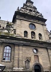 Ukraine (Lviv) St Andrew Church (ustung) Tags: architecture catholic church standrew lviv ukraine