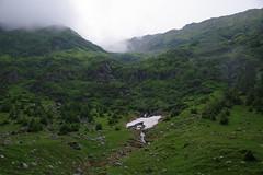 imgp0853 (Mr. Pi) Tags: snow mountains clouds romania dirtywindow carpathians