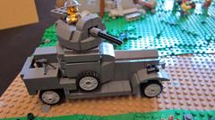 13 (Celesmen) Tags: lego ww1 army