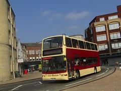 East Yorkshire 678 YX53AOD Queens Dock Ave, Hull on 154 (1280x960) (dearingbuspix) Tags: eyms eastyorkshire goahead gonortheast 678 yx53aod