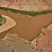 Confluence of the Colorado and Green Rivers (Canyonlands National Park)