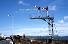 Stranraer Harbour 28May2000 img470 (Ernies Railway Archive) Tags: ppwjr gswr cr lms scotrail stranraerharbourstation