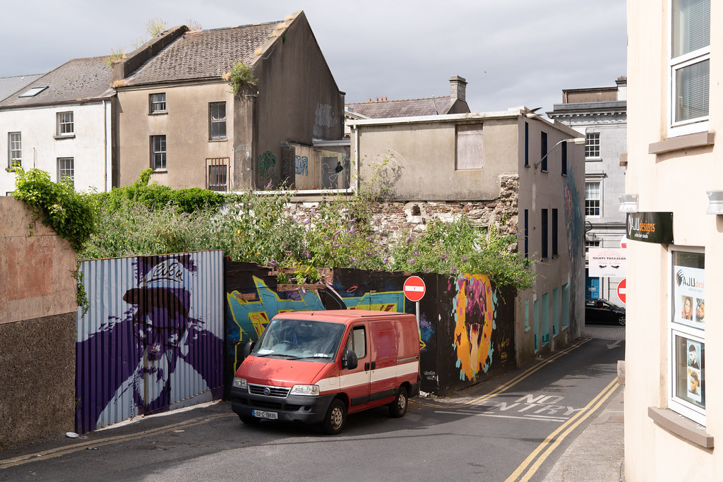 EXAMPLES OF STREET ART [URBAN CULTURE IN WATERFORD CITY]-142293