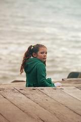 (Paul J's) Tags: taranaki newplymouth coastalwalkway girl