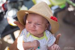 Yanis (DavidLabasque) Tags: bébé baby enfant kid child little boy petit garçon people personne cute mignon chapeau hat portrait face 2018 french france canon eos 6d 50mm