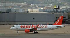EasyJet / Airbus A320-214 / G-EZWP (vic_206) Tags: easyjet airbusa320214 gezwp bcn lebl