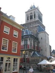Hôtel de Ville (archipicture71) Tags: paysbas hollande delft hotel ville mairie donjon renaissance stadhuis city hall netherlands