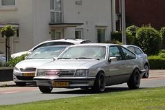 Opel Monza A1 3.0 V6 1981 (42-TBH-6) (MilanWH) Tags: opel monza a1 30 v6 1981 42tbh6