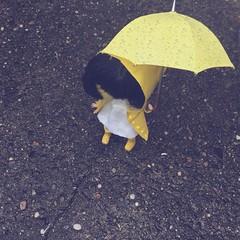 Rainy Days (HaleighCreatesKawaii) Tags: blythe doll basaak kawaii miniatures diorama