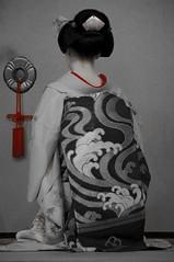 京舞 (小川 Ogawasan) Tags: japan japon kyoto dance maiko